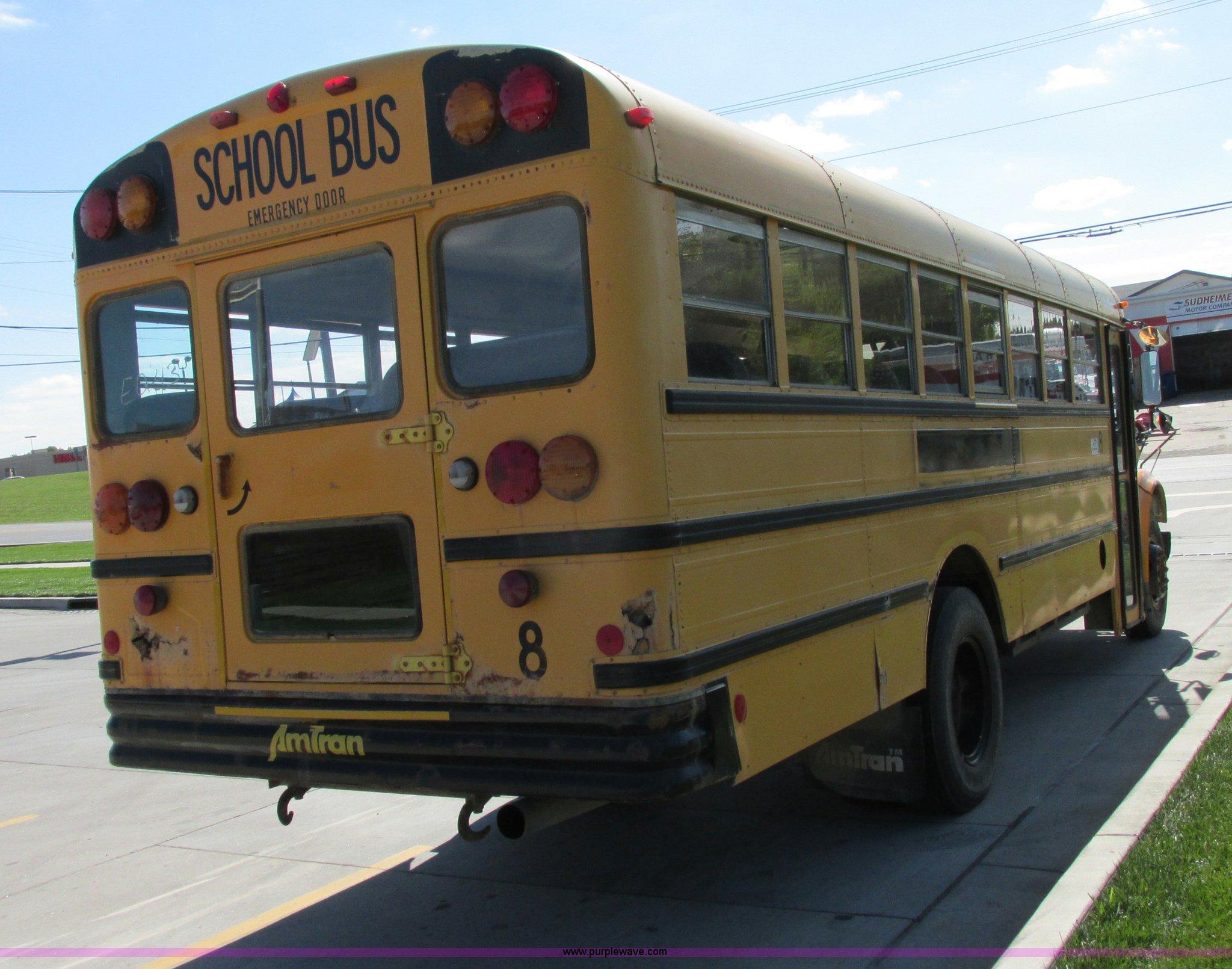 1996 International 3800 School Bus