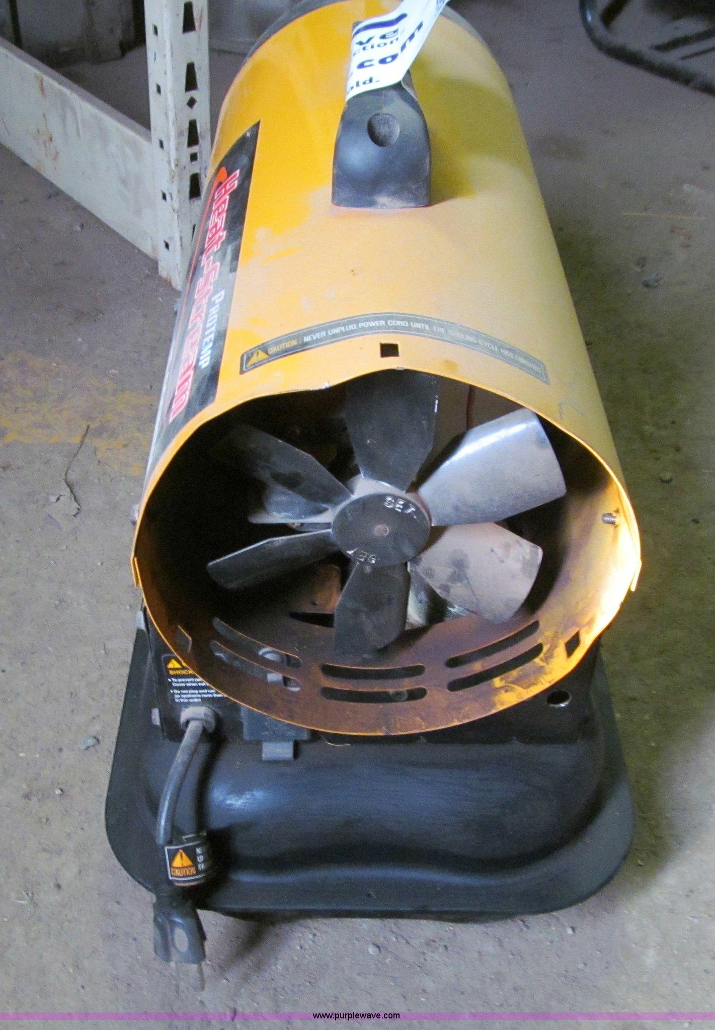 Heat Stream 35 000 Btu Heater