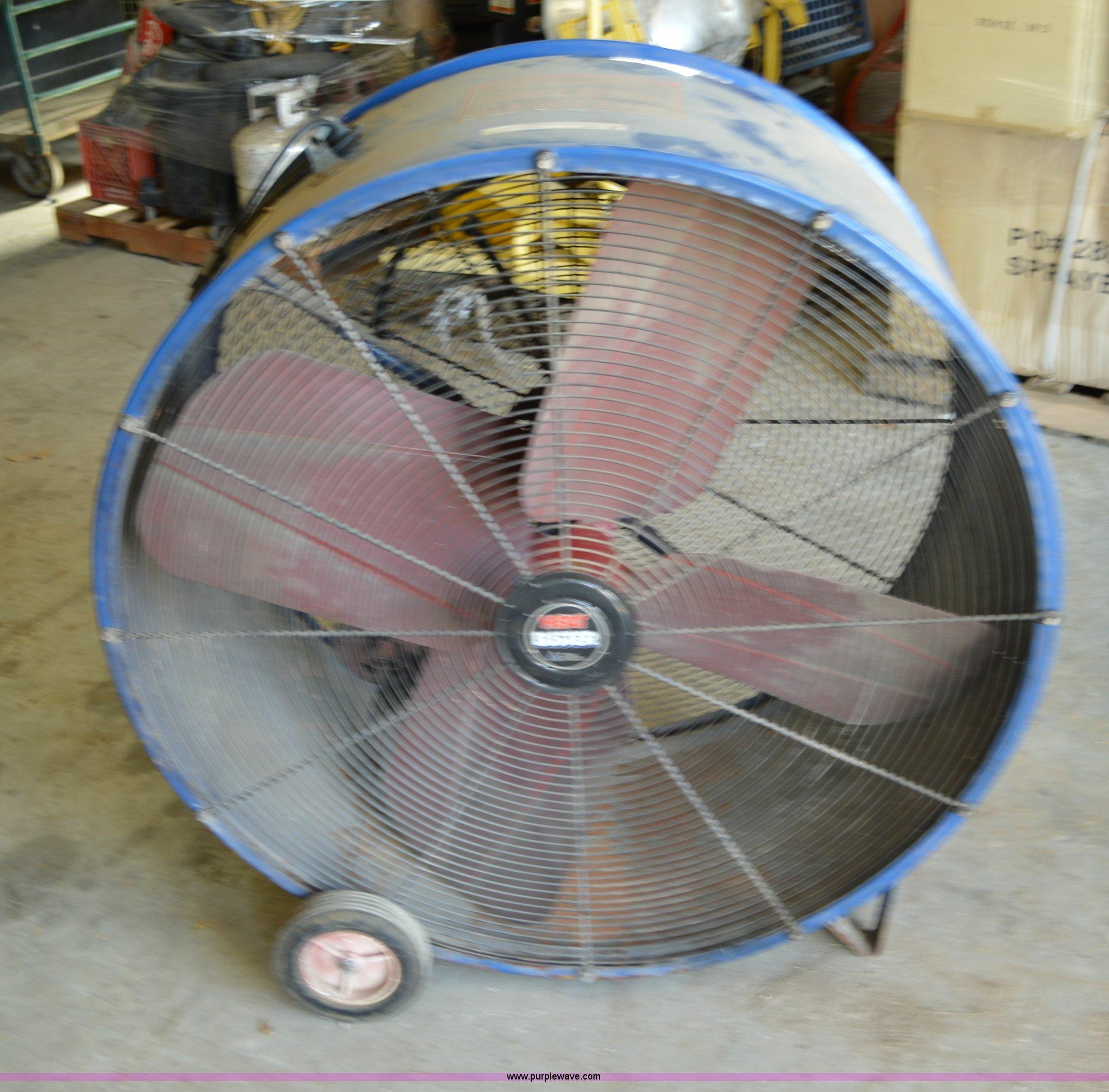 Heat Buster 42 Fan
