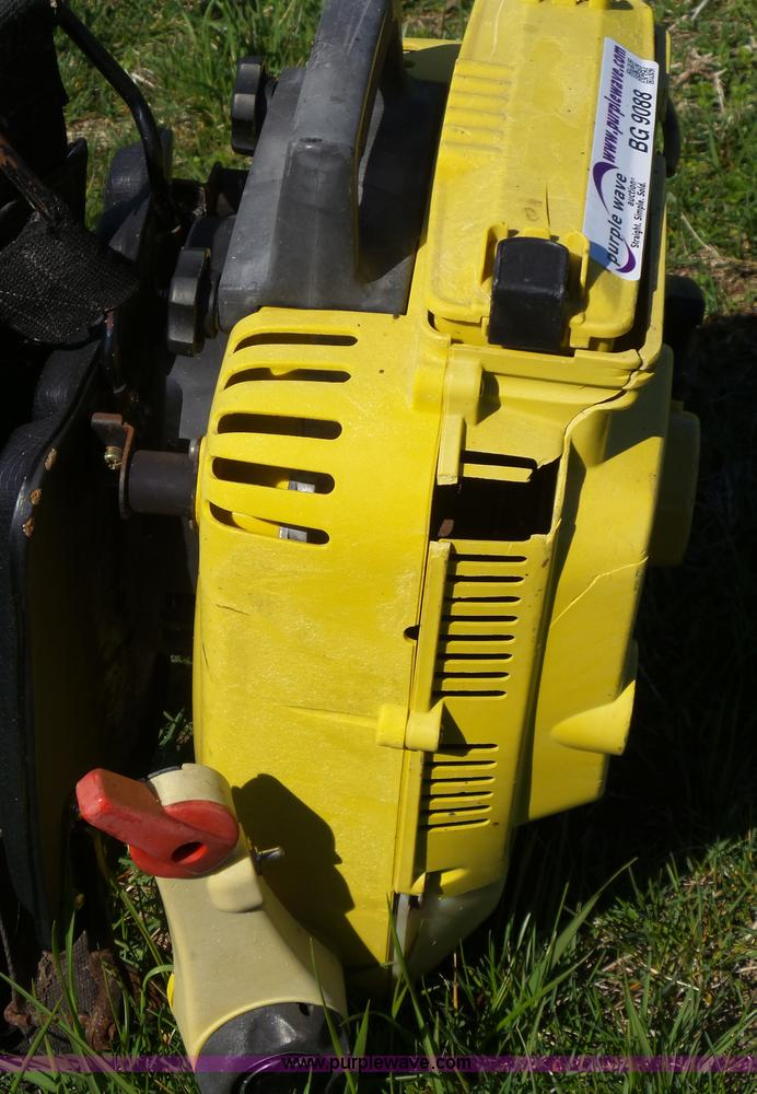 Parts Blower Deere Backpack John Leaf