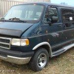1997 Dodge Ram Van 2500 Van In Clinton Mo Item Da5812 Sold Purple Wave
