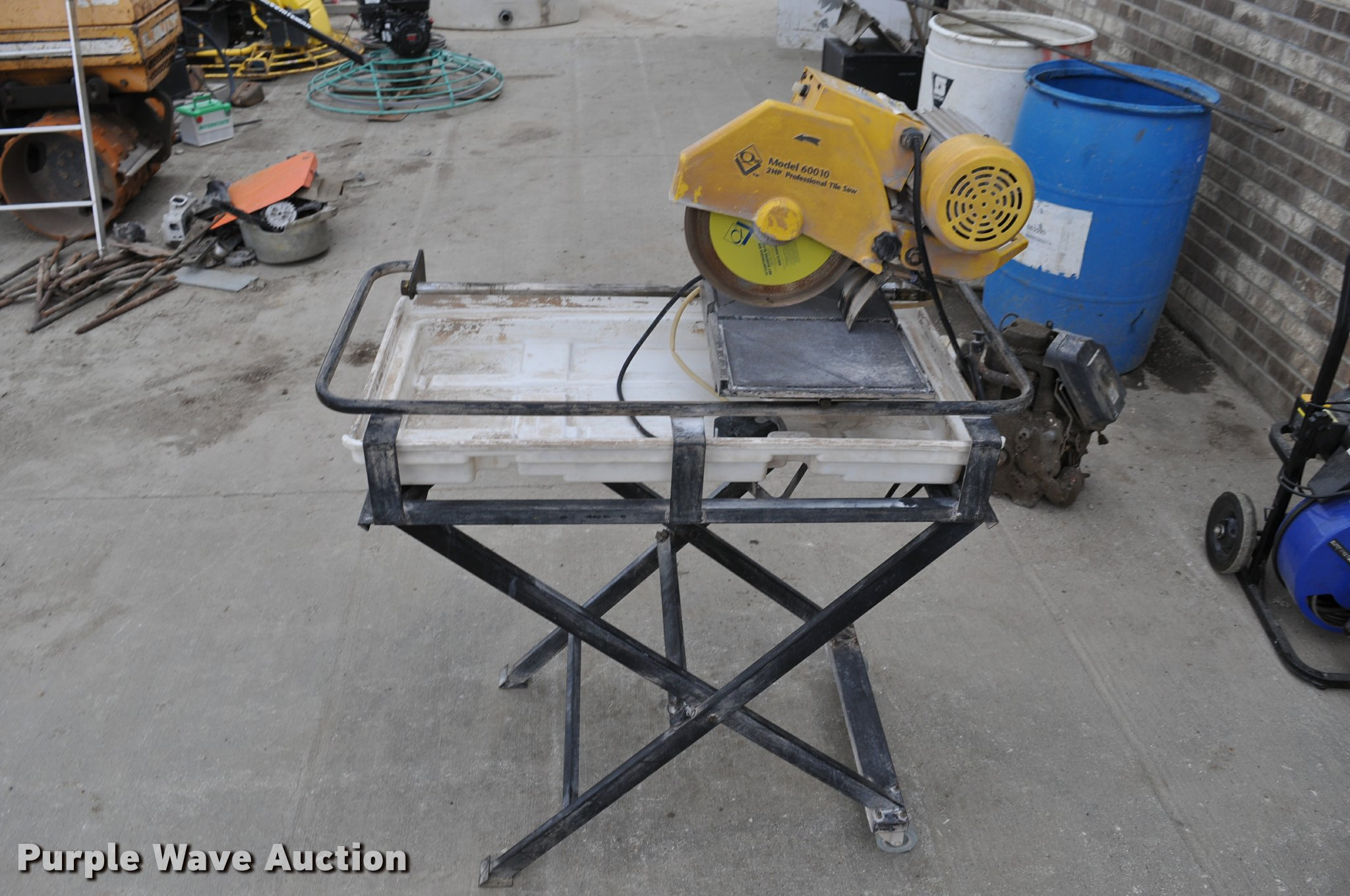 qep 60010 tile saw in pierre sd item