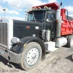 1977 Peterbilt 359 Dump Truck In Lacygne Ks Item Da6332 For Sale Purple Wave