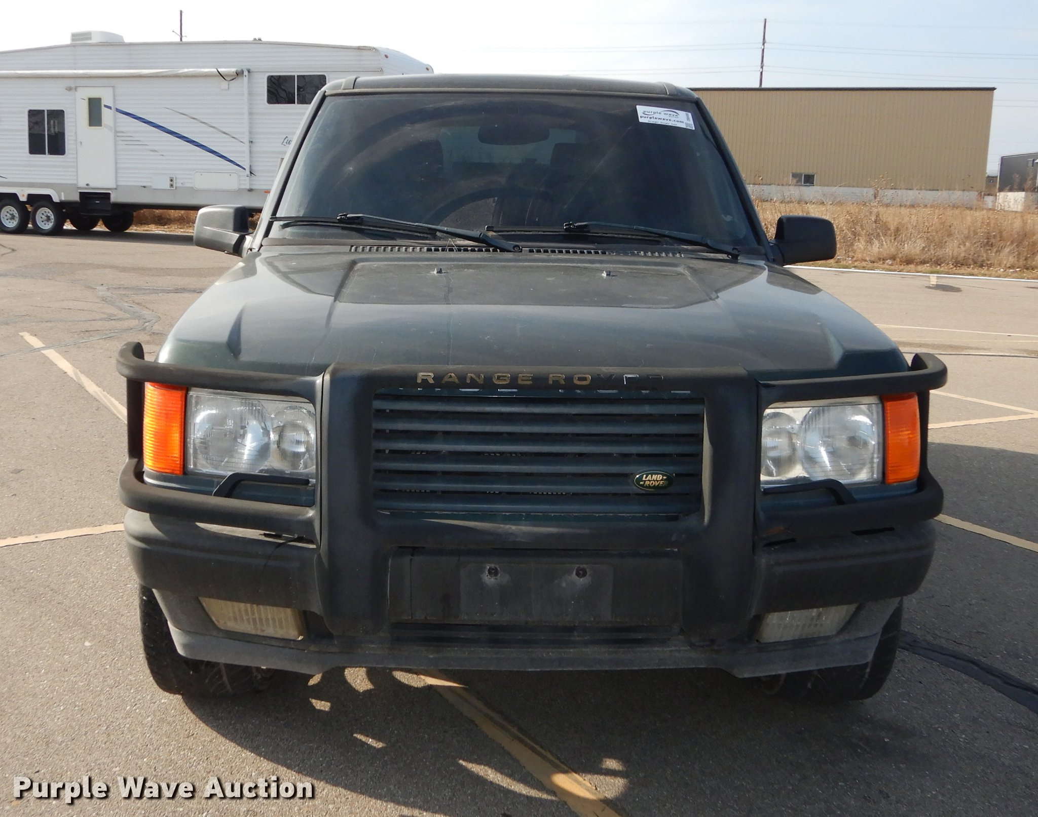 1999 Land Rover Range Rover HSE SUV Item DB8498