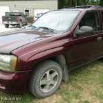 2006 Chevrolet Trailblazer Ls Suv In Jacksonville Mo Item Dd7488 Sold Purple Wave