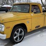 1970 Dodge D100 Pickup Truck In Sedalia Mo Item Dy9797 Sold Purple Wave