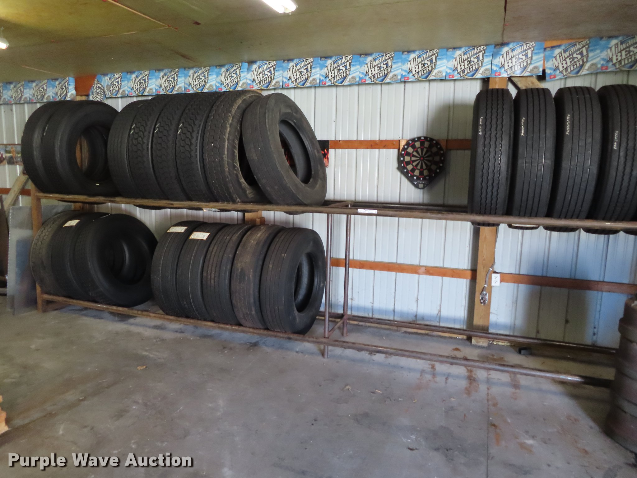 tire rack and tires in saint joseph mo