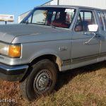 1989 Ford F250 Xlt Lariat Supercab Pickup Truck In Spring Hill Ks Item De4146 Sold Purple Wave