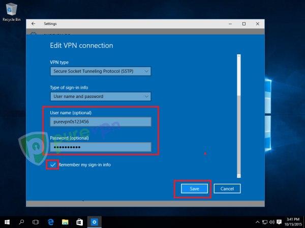 How To Setup VPN On Windows 10