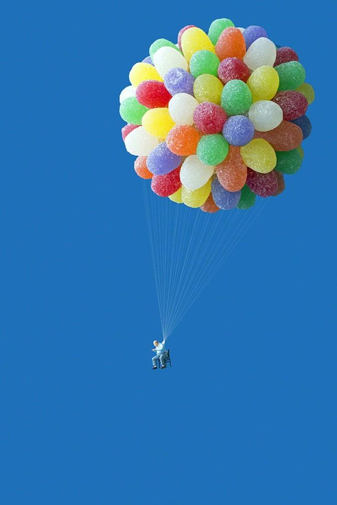 Gumdrop Balloonist