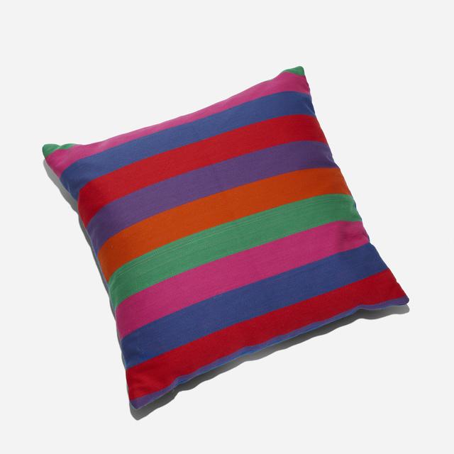 alexander girard giant stripes pillow