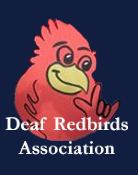 Image result for deaf redbirds association
