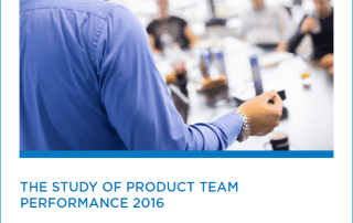 THE STUDY OF PRODUCT TEAM PERFORMANCE
