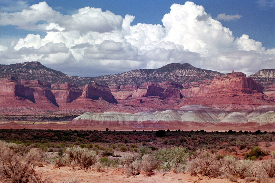 Geology Geology of the Navajo Nation