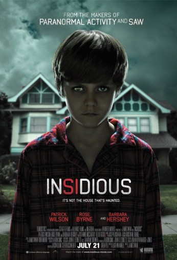 Image result for insidious movie poster