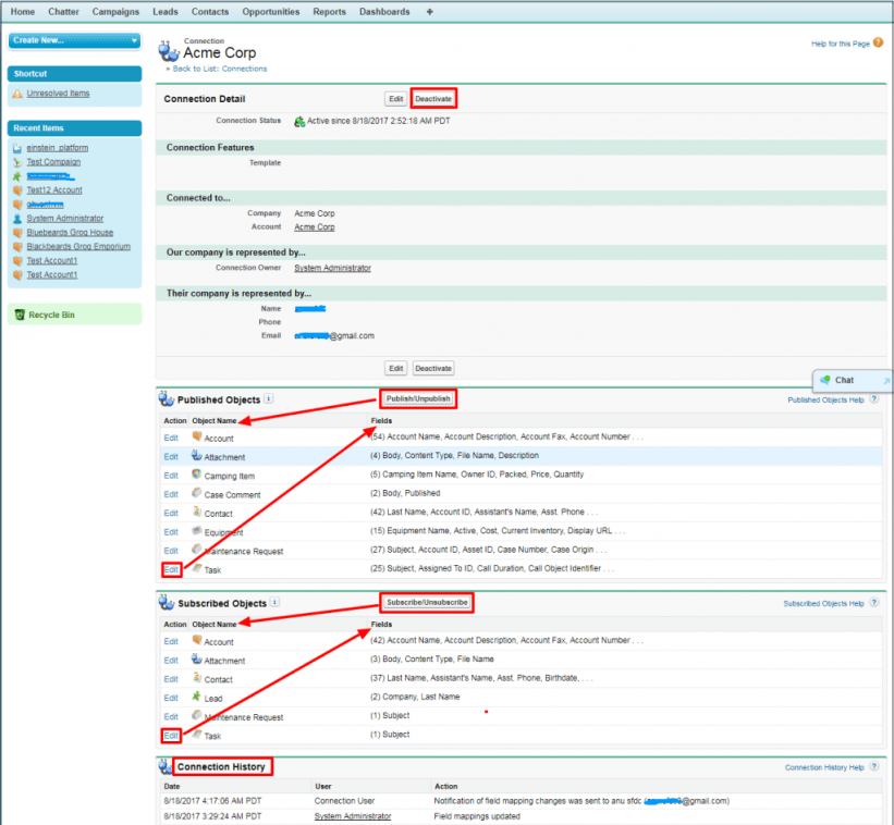 How to Enable Salesforce to Salesforce in your Organization?
