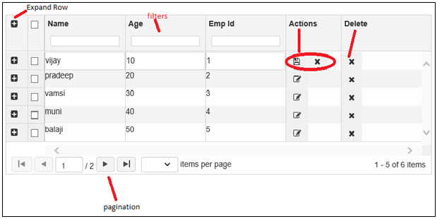 How to Create a Custom Data Grid Widget in Bonita BPM UI