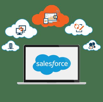 Salesforce Sales Cloud, Evoke