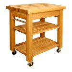 French Country Workcenter Catskill Kitchen Cart