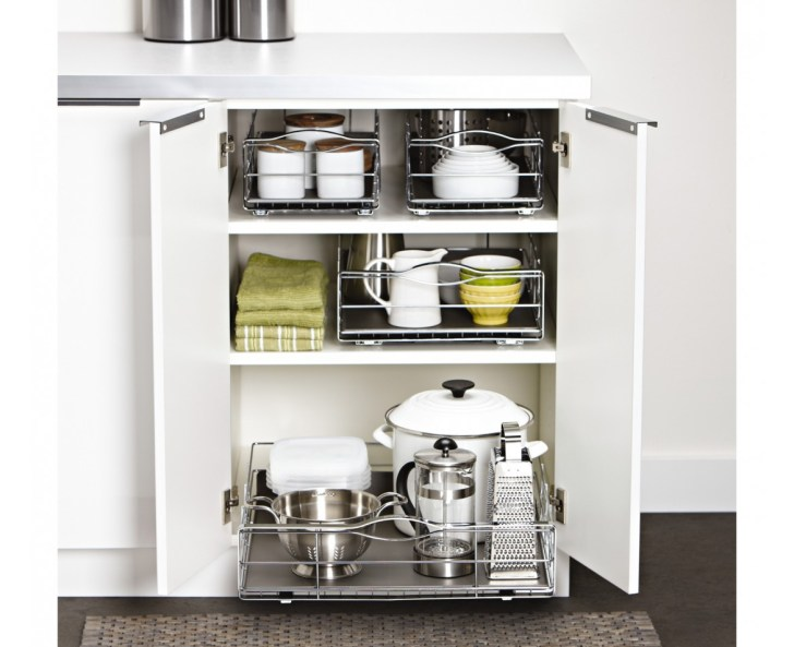 Simplehuman Inch Pull Out Cabinet Organizer