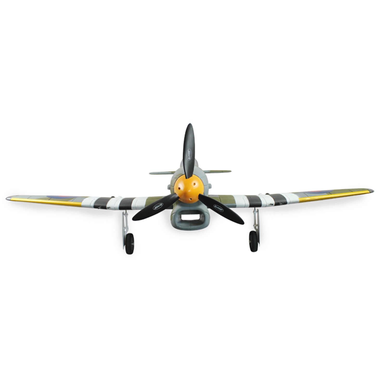 Dynam Hawker Tempest Rc Plane W Retracts Radio System