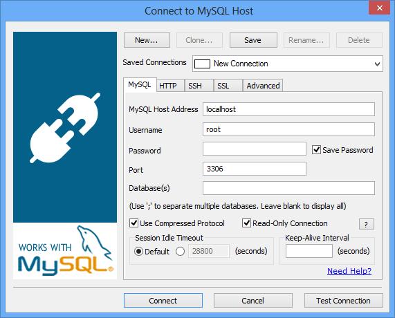 Direct Connection Using MySQL C API
