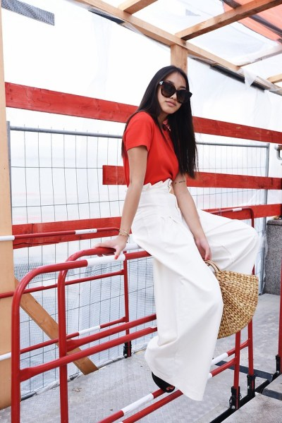 Fashionista NOW: What Have Become Of The Palazzo Pants In 2018?