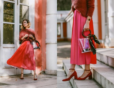 Fashionista NOW : The Long Maxi Skirt Outfit Style Inspiration