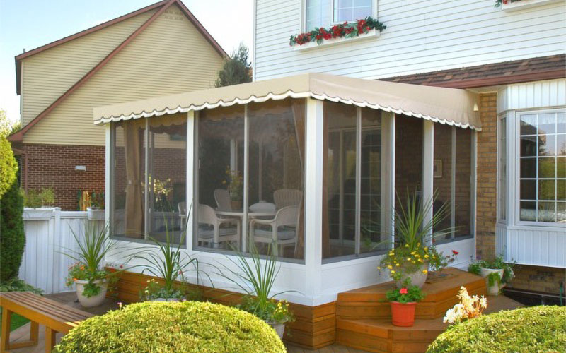porch patio enclosure kits patio