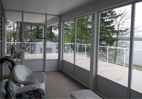 diy screened in porch and patio kits