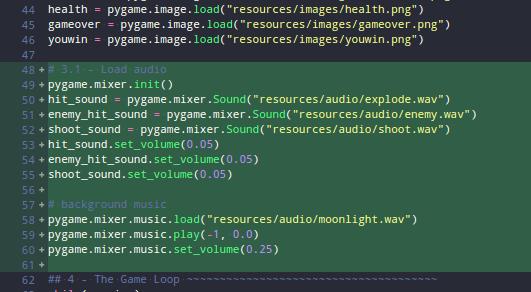 Kode untuk musik