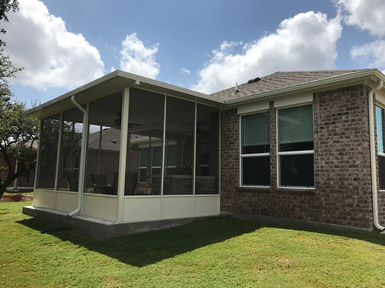 Screened Enclosures | Patio Covers | Porch Enclosure Kits ... on Outdoor Patio Enclosures  id=57668
