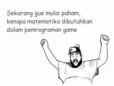 Matematika dan pemrograman game