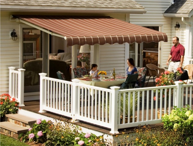 xl and xl pro retractable deck awnings