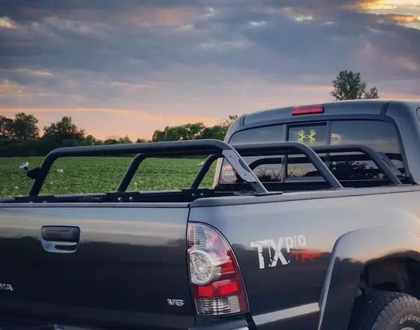 tacoma bed bars for better gear