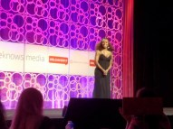 The very glamorous Janet Mock!