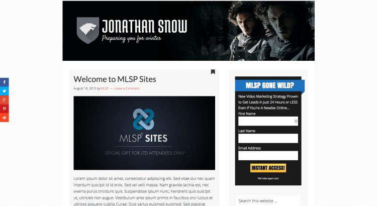 mlsp sites sample