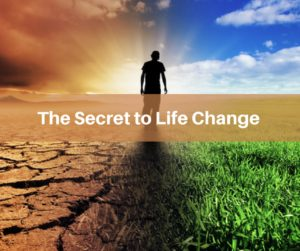 The Secret to Life Change From Jim Rohn
