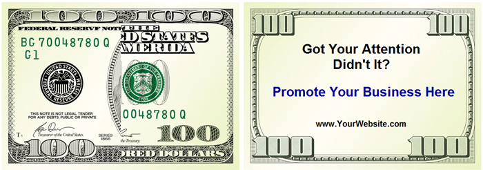 100 dollar bill drop card marketing how to turn credit card 100 dollar bill drop card marketing how to turn credit card companies into your distributors colourmoves