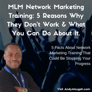 mlm network marketing training