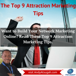 attraction marketing tips