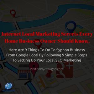 local seo marketing 9steps