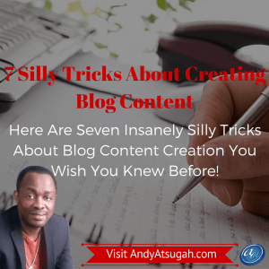 creating blog content