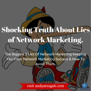 lies of network marketing
