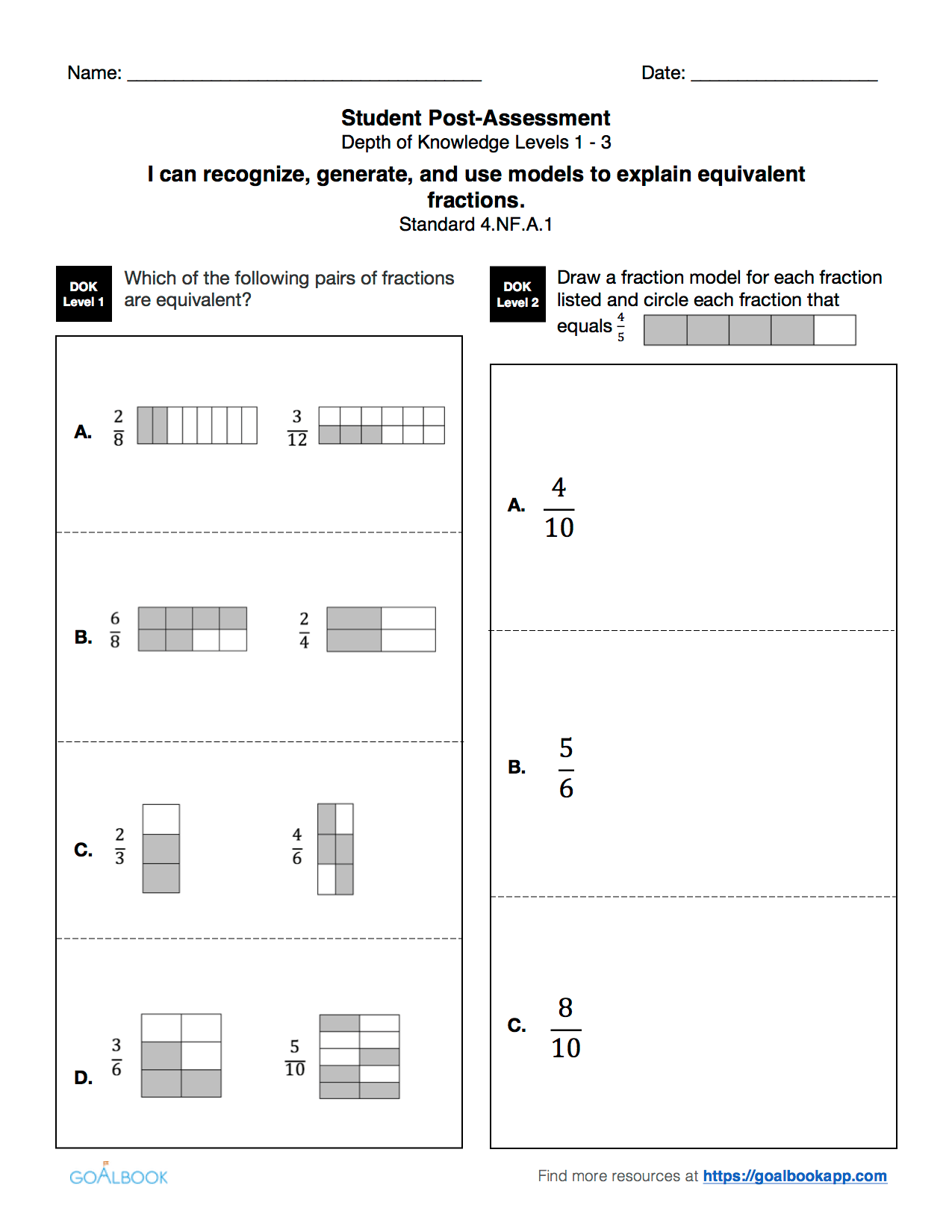 4 Nf 1 Equivalence Using Visual Models