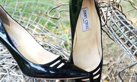Best Shoe Brands- Jimmy Choo Celebrates 20 Years
