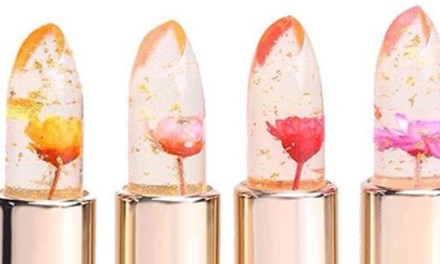 Color Changing Lipsticks – Kailijumei Flower Jelly Lipstick