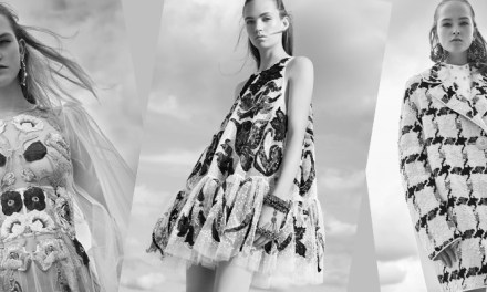 Alexander McQueen 2017 Resort Collection