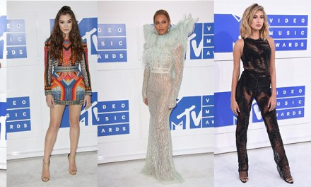 MTV VMA 2016 Best Red Carpet Celebrity Looks