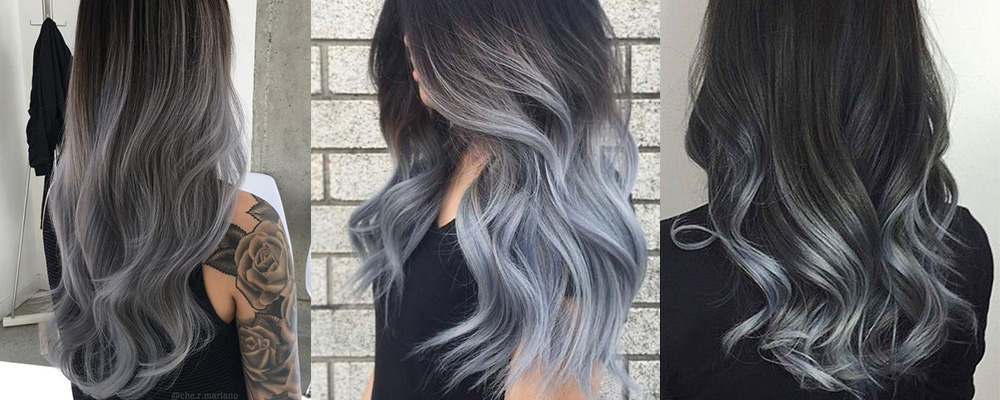 Grey Ombr Hair Is The Next Color Trend You Will Love Posherry